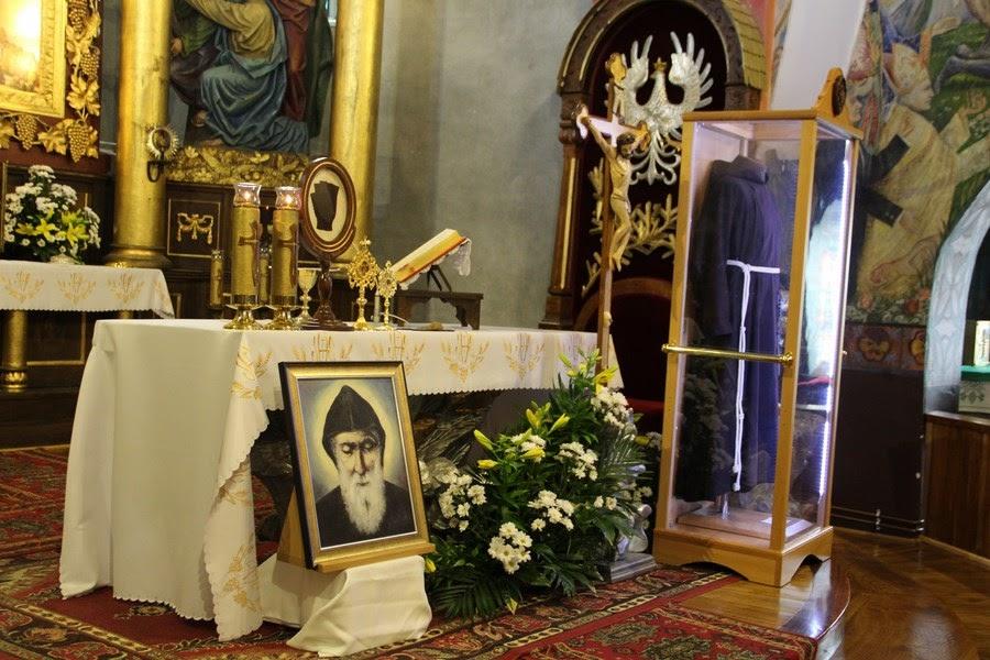 Z relikwiami św. O.Pio w Istebnej - IMG_3477.JPG