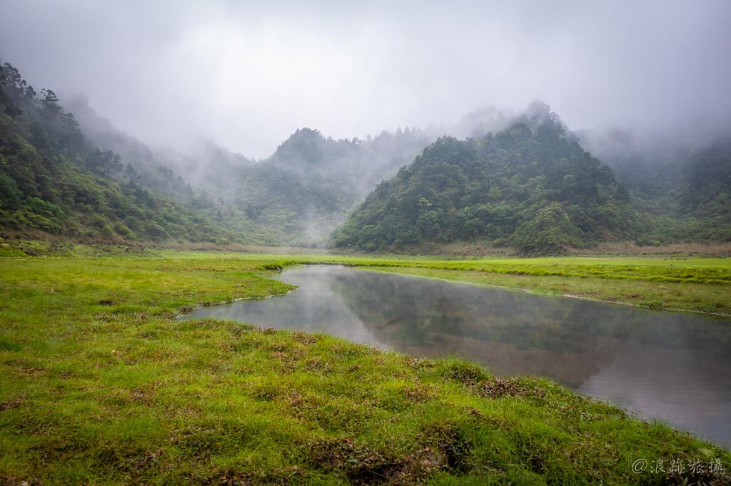 松蘿湖兩天一夜,邂逅17歲少女湖和魔幻森林|路線行程、介紹、遊記、入山證申請、單攻