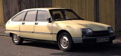 Citroen 1979 GSA