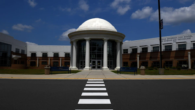 Judge Rips Elite 'Anti-Racist' High School, Approves Lawsuit Over New Admissions Policy