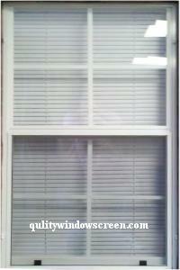 Window screen rolls