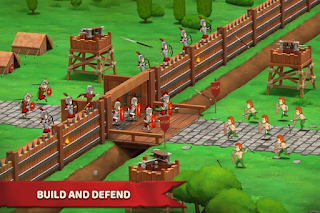 Game Perang  Android Terbaik grow empire: Rome