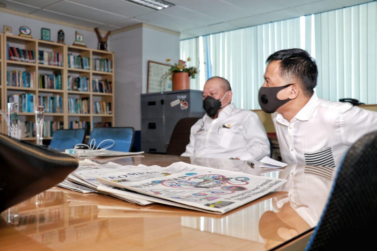 LaNyalla Mattalitti Minta Kapolri Atensi Kasus Pembunuhan Wartawan dan Penangkapan Anggota Pers Mahasiswa Sulsel