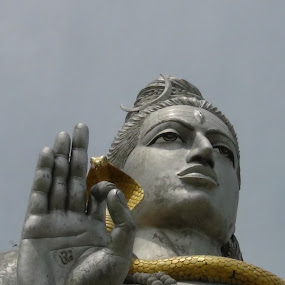 Lord Siva by Leelamohan Anantharaju - Buildings & Architecture Places of Worship (  )