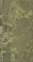 Mega-Flood Current Ripple Fields (GoogleEarth views)