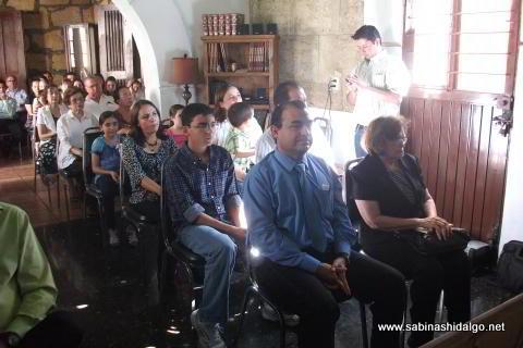 Familia del maestro Santiago Vara Jiménez