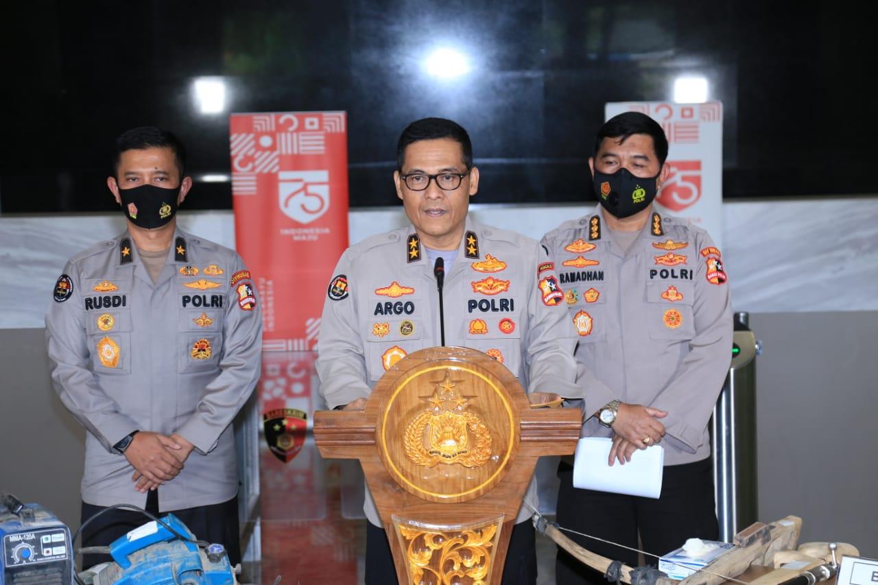 Polri Hargai Hasil Investigasi dan Rekomendasi yang Dilakukan Komnas HAM