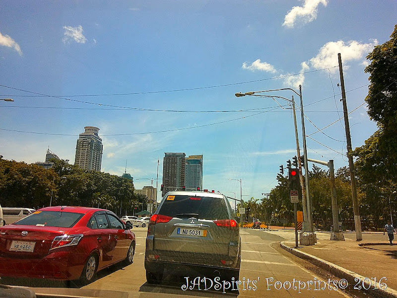 Bonicafio Drive is a 1.6km road between Intramuros and Port Area in Manila