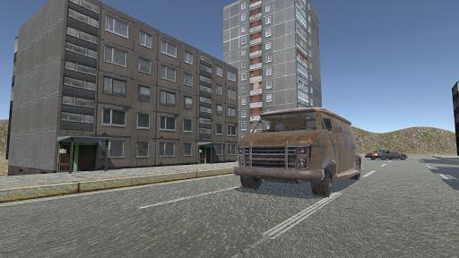 Russian Traffic Sim