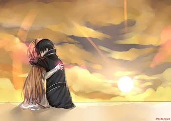 40 hình nền anime tình yêu đẹp nhất quả đất