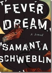 fever dream samanta schweblin book cover