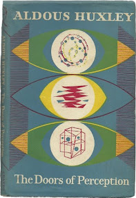 Cover of Aldous Huxley's Book The Doors of Perception