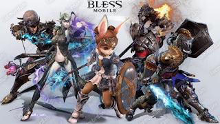 Game RPG Terbaru Bless Mobile
