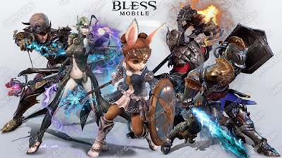 Game RPG Terbaru Bless Mobile