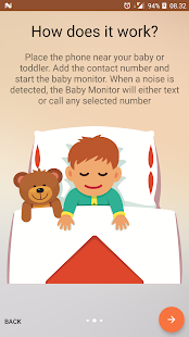 Baby Monitor- screenshot thumbnail