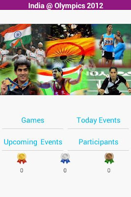 """India at London 2012 Games"""