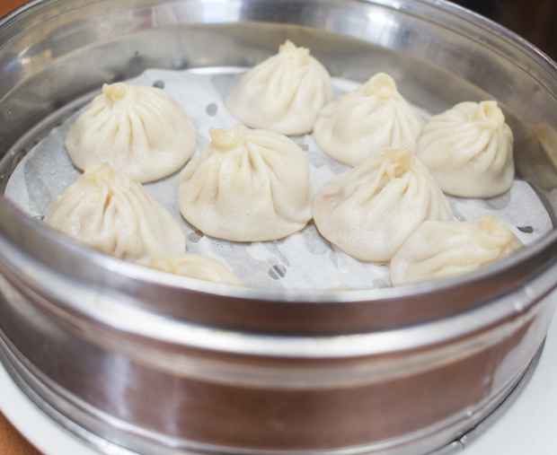 photo of Steamed Pork Dumplings