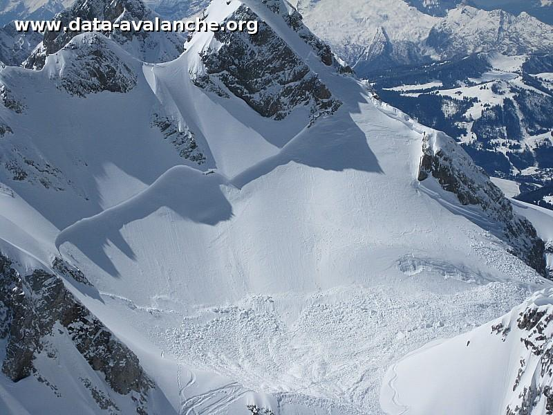 Avalanche Aravis - Photo 1