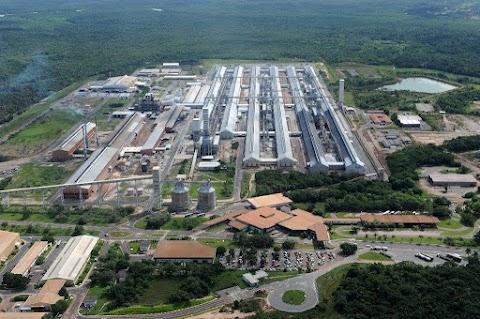 Alcoa volta a produzir alumínio no Maranhão e deve gerar mais de 2.250 empregos