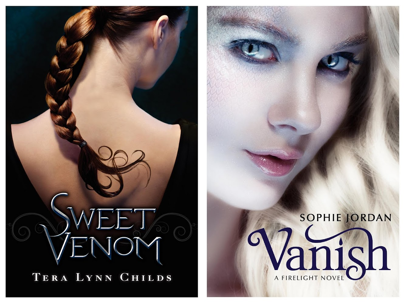 Tour Guest Post: Vanish and Sweet Venom