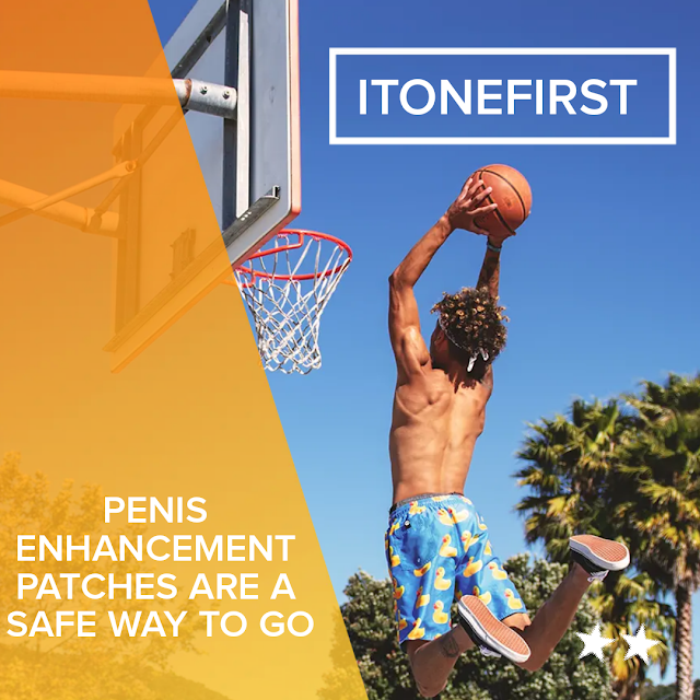 PENIS ENHANCEMENT PATCHES ARE A SAFE WAY TO GO