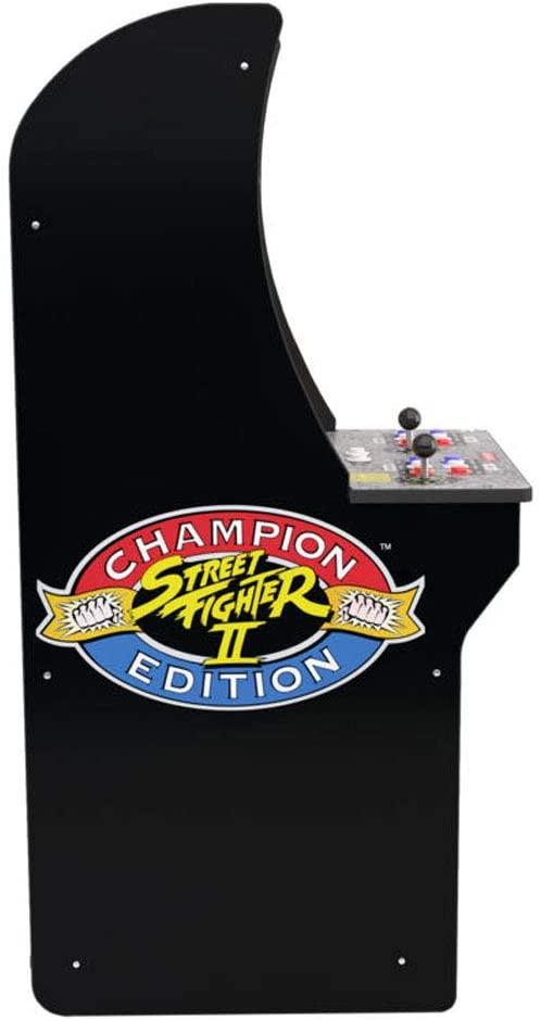 Maquina Arcade Street Fighter II