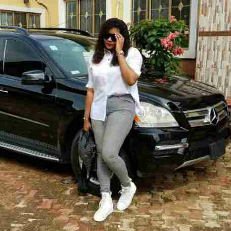 No man funds my lifestyle- Angela Okorie