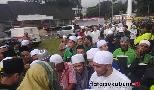 Tidak Turunkan Jemaah ke Jakarta, Auris Gelar Doa Bersama Untuk Indonesia