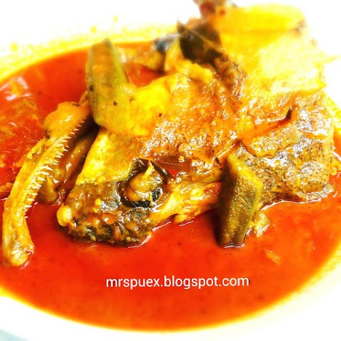 Kari Kepala Ikan Batu 3, Shah Alam