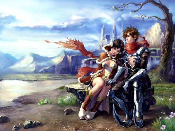 Lovers Warriors, Warriors 2