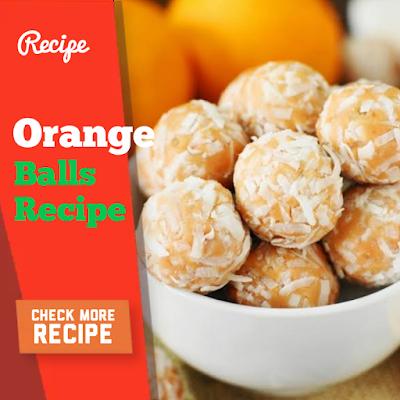 Tropic sun spareribs and orange balls recipe