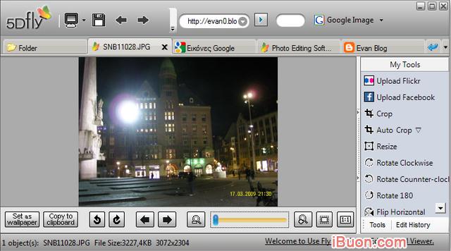 Tải Fly Free Photo Editing Viewer - Chỉnh sửa ảnh chuyên nghiệp trên Windows + Hình 4