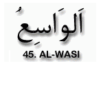 45.Al Wasi'