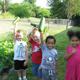 Preschool Children's Garden