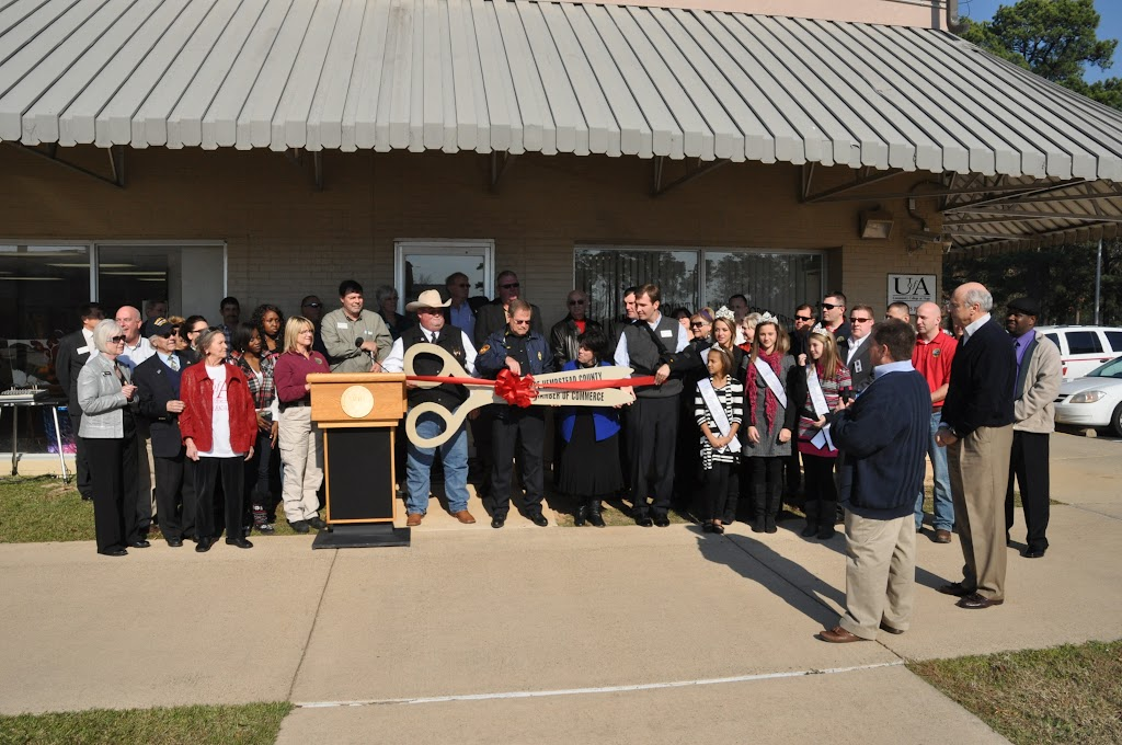 Hempstead County Law Enforcement UACCH Sub Station Ribbon Cutting - DSC_0083.JPG