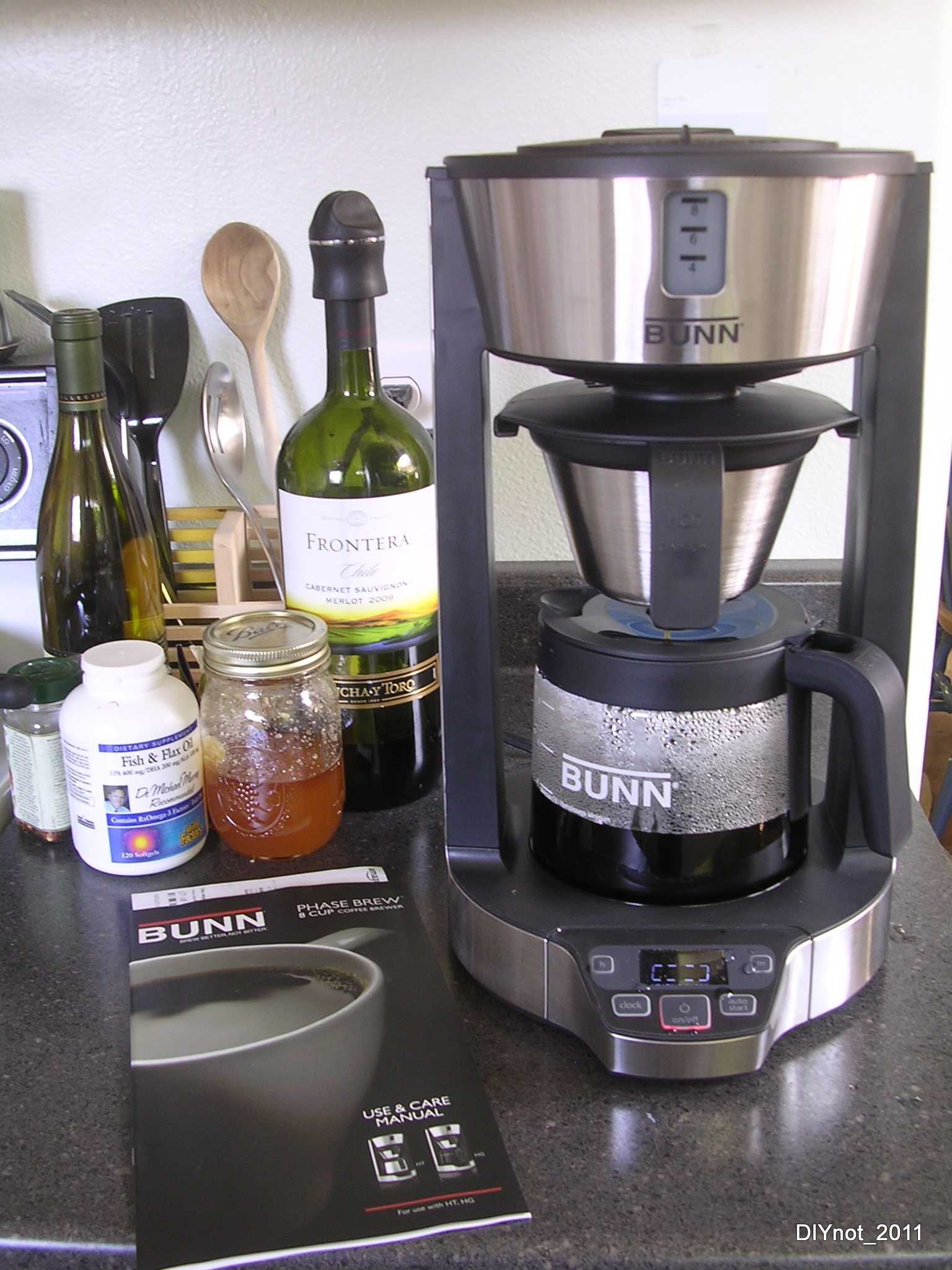 Bunn Coffee Maker Hg Manual : My Favorite (New) Coffee Maker