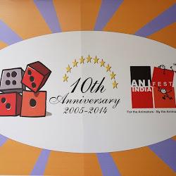 Anifest India 2014 - Day 1