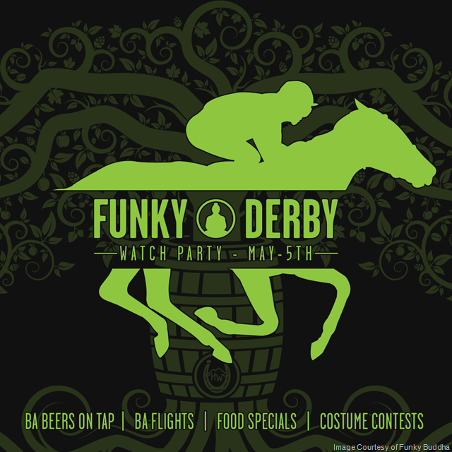 Funky Buddha High West Whiskey Barrel-Aged Mint Julep Coming 5/5