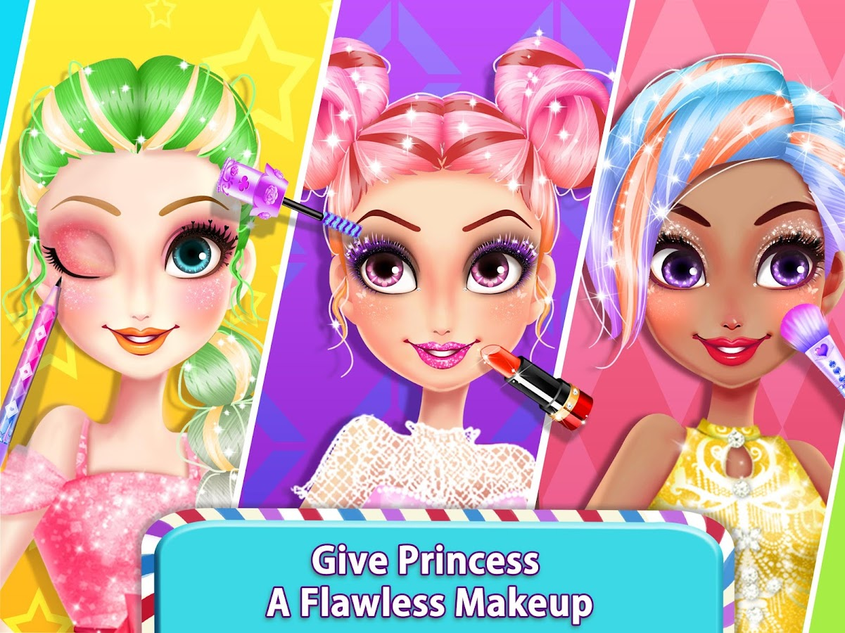 dreamtopia princess hair salon android apps on google play