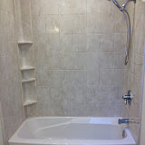 Acrylic walls, Simulated Tiles,bath tubs and showers