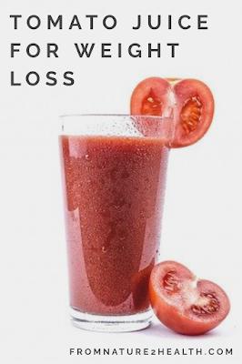 Tomato Juice for Diet