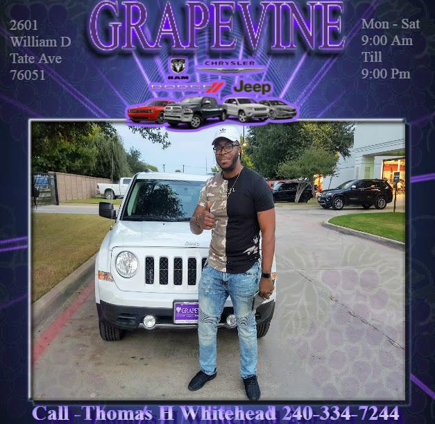 New Jeep Patriot Grapevine Texas