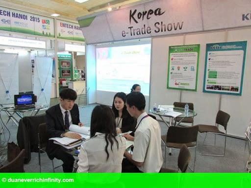 Hình 1: Hàn Quốc đẩy mạnh xuất khẩu công nghệ môi trường sang Việt Nam