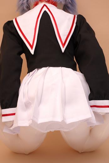えあ★こす「CCさくら制服風コスプレ衣装」