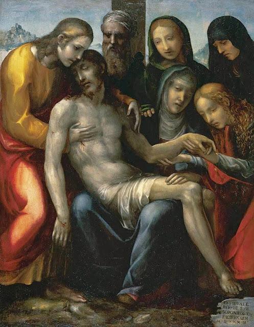 Il Sodoma - Pietà