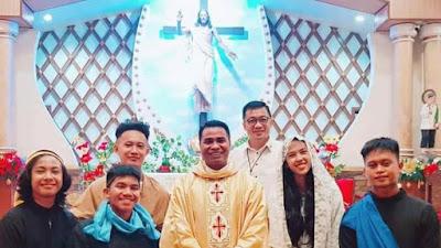 Pater Tuan Kopong MSF: Kasulamu, Martabat Imamatmu