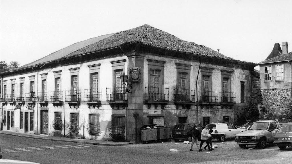 Antiga casa de saúde