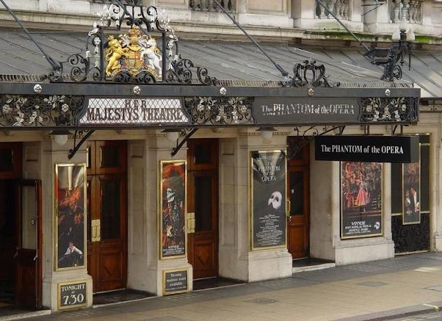 El Fantasma de la Ópera sufrirá  modificaciones en su regreso al West End