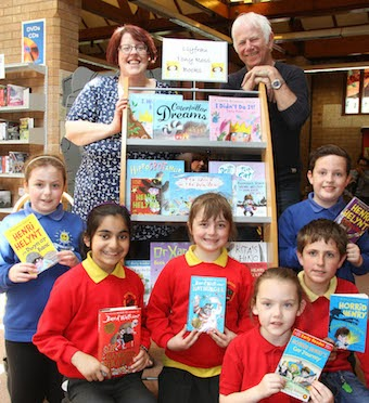 Top childrens book illustrator in town