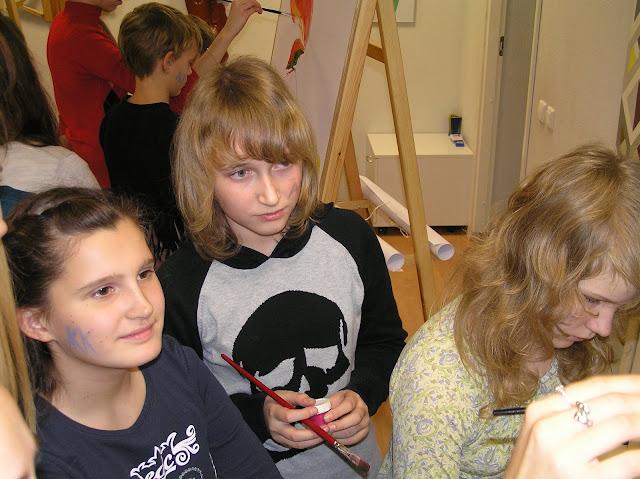 Kunstiosakonda sisseastunud laste pühitsemine - PB100346.JPG
